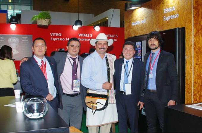 Grupo Azkoyen renueva su actividad comercial en Colombia