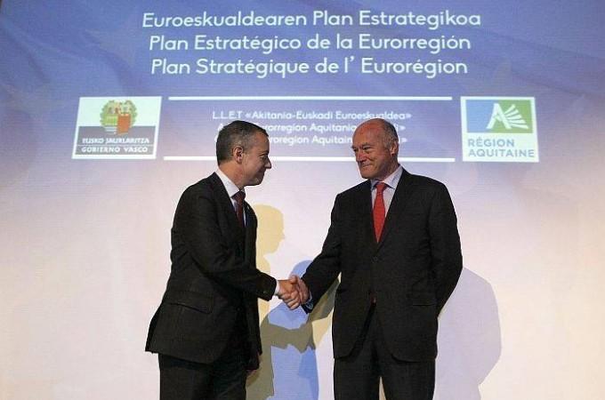 Navarra inicia los trámites para integrarse en la Eurorregión Atlántica