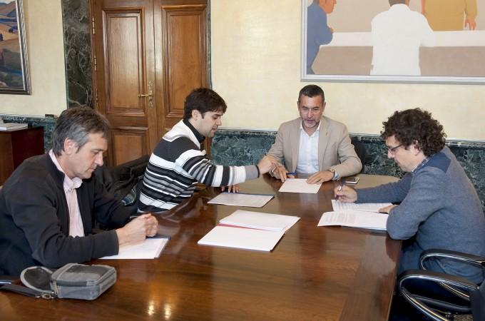 Navarra dota a las entidades locales de 8,8 millones de euros para contratar a 1.200 desempleados