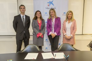 Acuerdo de colaboración entre Microbank y AMEDNA-NEEZE