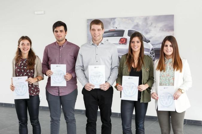 Estudiantes Volkswagen Navarra