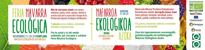 Cartel Feria Ecológica