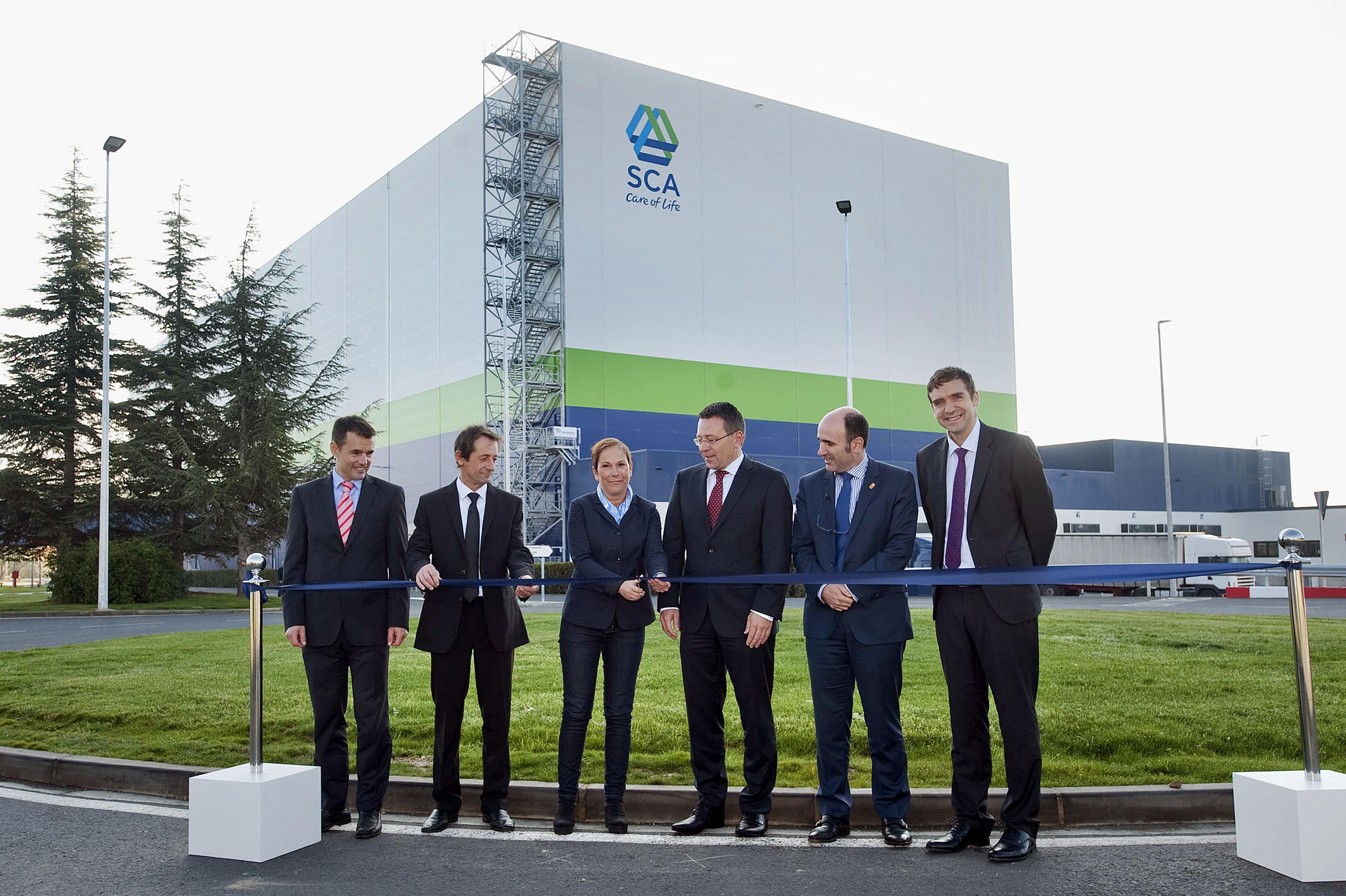 Inauguración SCA Allo