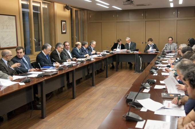 El CES recibe el Anteproyecto de Presupuestos para Navarra 2016