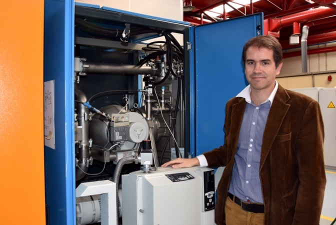 Gonzalo García Fuente, AIN_Tech