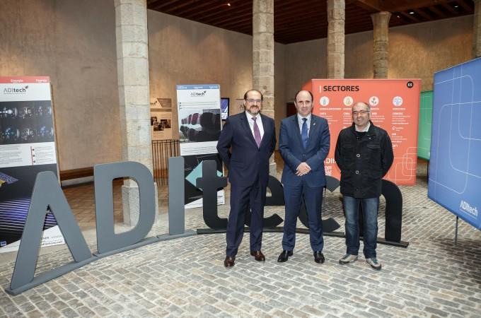 Ayerdi defiende el modelo cluster como 'pilar estratégico' para el desarrollo futuro de Navarra