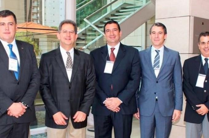 Jofemar inaugura nueva delegación en Brasil