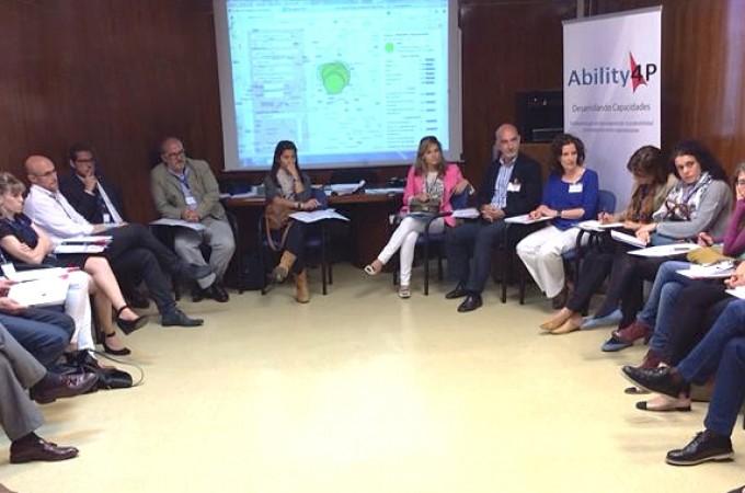 ARETé-Activa da soporte a más de 150 empresas del sector sociosanitario en sus procesos de evaluación por competencias