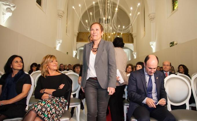 Premios AMEDNA - Empresaria y Directiva Navarra 2015