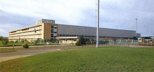 Instalaciones de SKF Tudela junto a las que  Jaylo ubicará el nuevo depósito