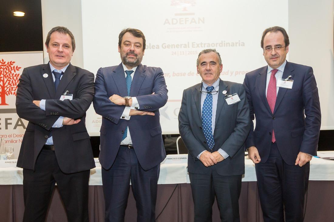 Asamblea General Extraordinaria de ADEFAN