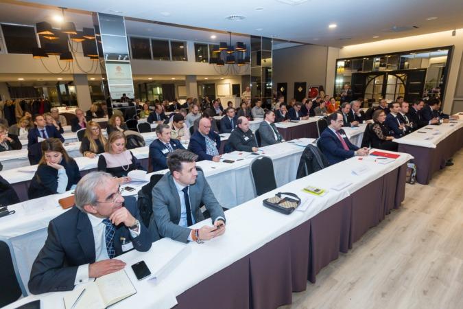 Imagen de una Asamblea General de ADEFAN (Foto: Víctor Rodrígo. Archivo)