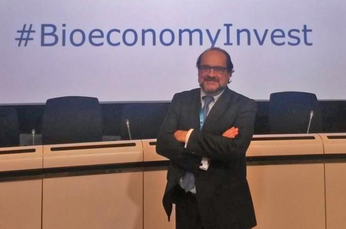 Presencia de Navarra en uno de los mayores eventos sobre Bioeconomía en Europa