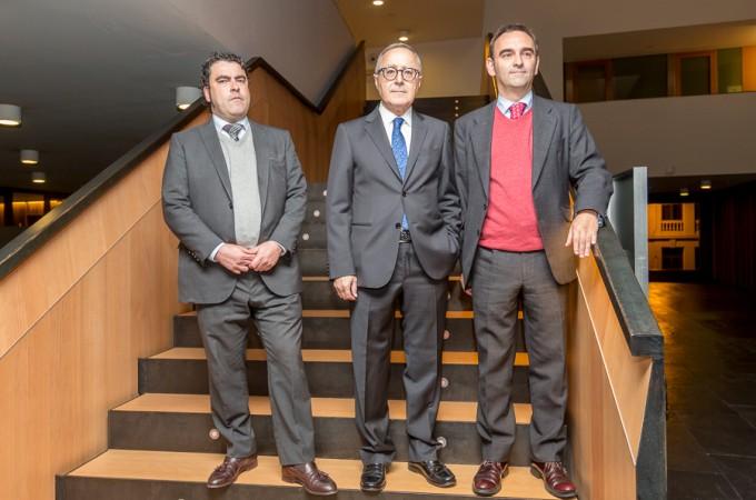 Juan Miguel Floristán, Javier Knörr y Grupo APEX, premios ASTER 2015