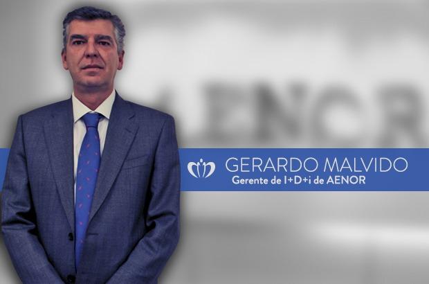 Gerardo Malvido. AENOR