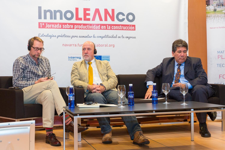1ª Jornada InnoLEANco de la Fundación Laboral de la Construcción de Navarra