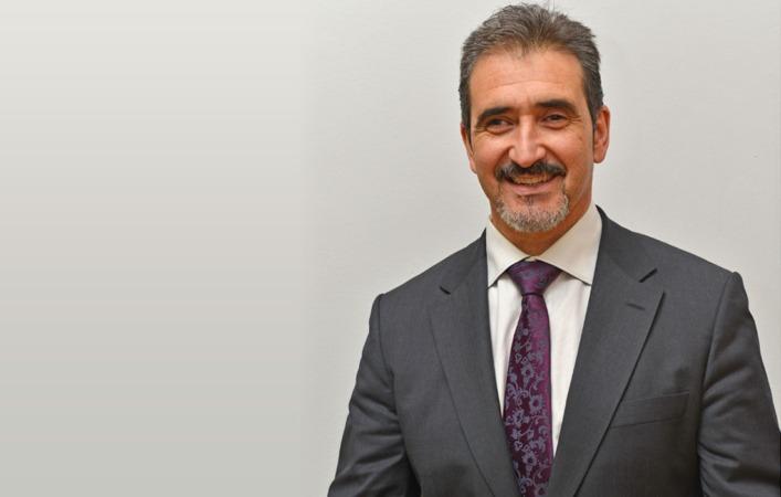 Juan Carlos Equiza, presidente de la Asociación de Trabajadores Autónomos de Navarra (ATA Navarra).