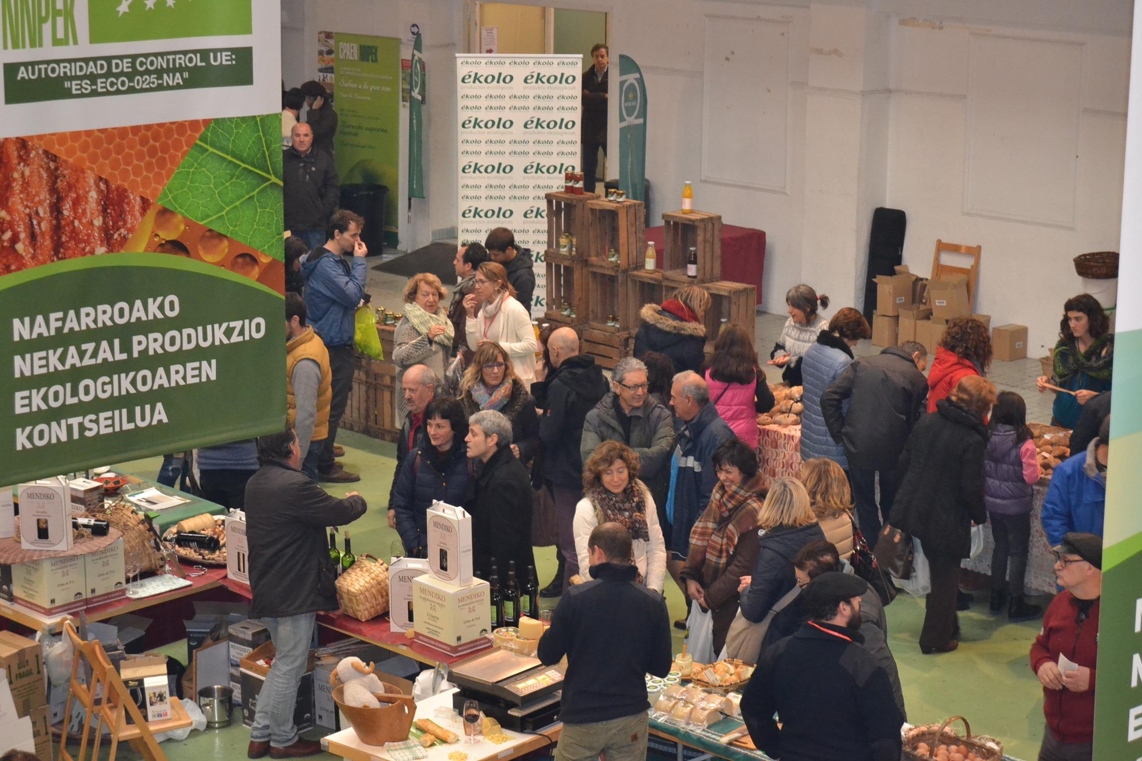 Primera Feria de Producción Ecológica de Navarra