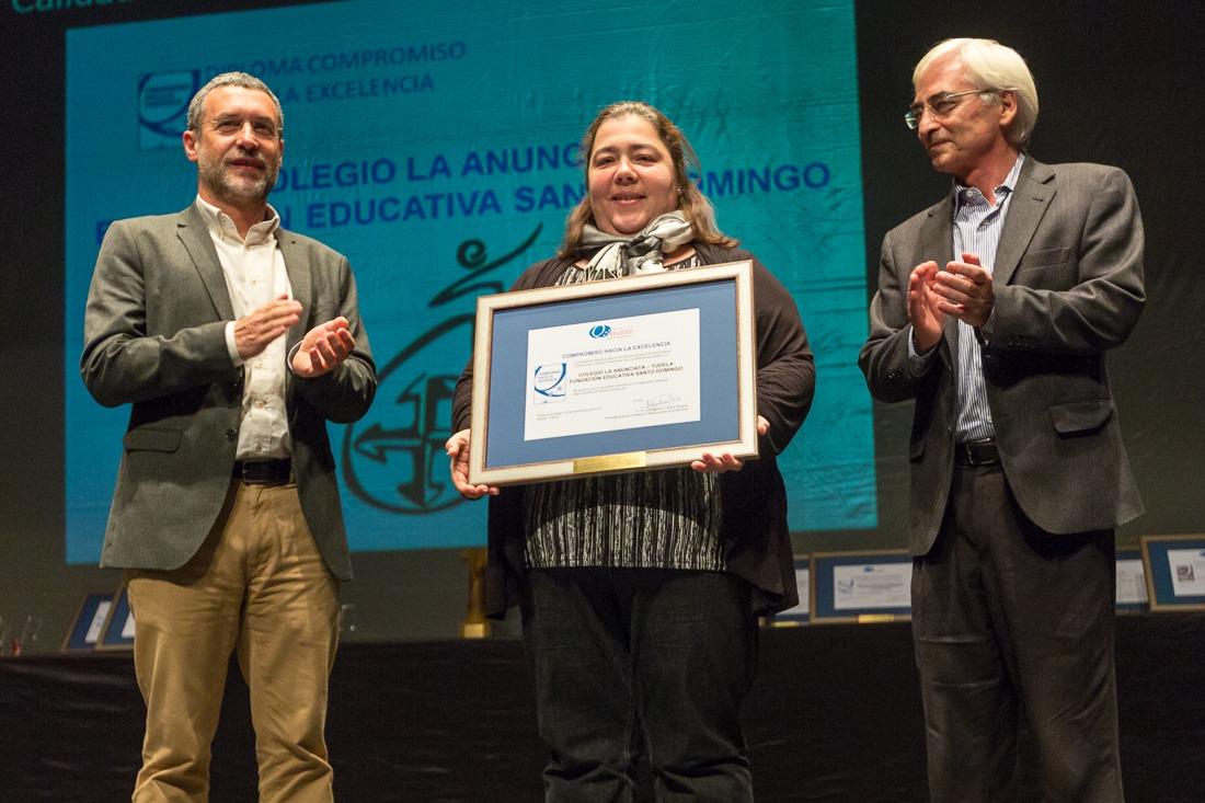 XV Premios a la Excelencia 2015