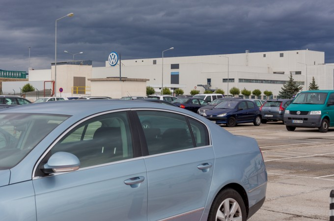 VW Navarra: Tercer incremento de producción en lo que va de año