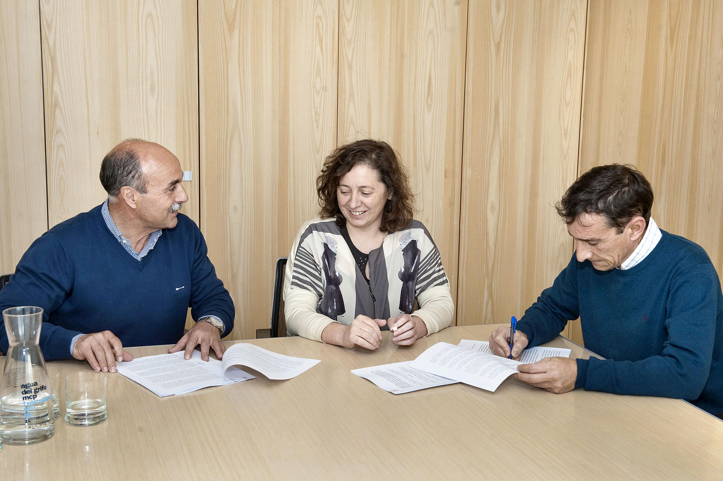 Acuerdo UCAN - Gobierno de Navarra