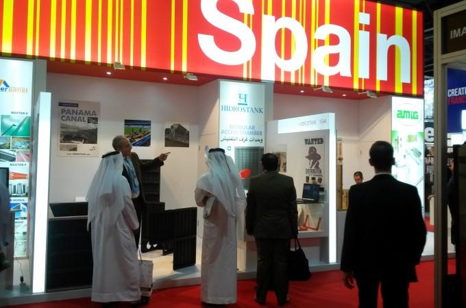 Hidrostank comercializa sus últimos modelos de arquetas en Dubai