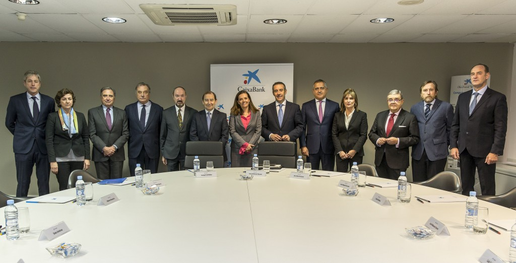 Consejo Territorial Caixabank en Navarra