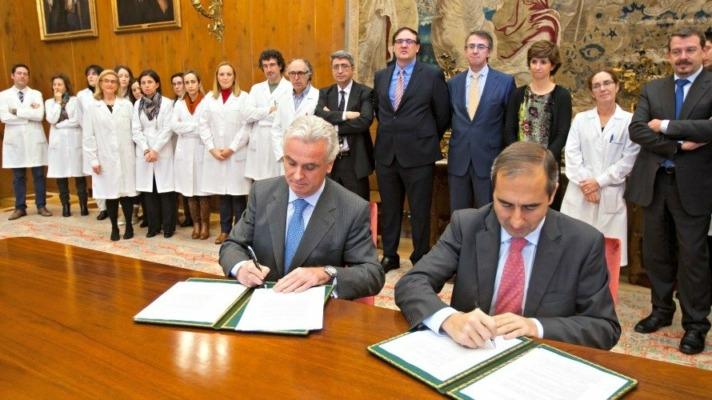 Acuerdo Viscofan - Universidad de Navarra