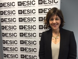 Ana Aracama, directora de ESIC