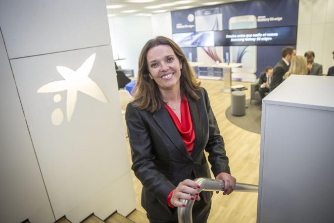 Ana Díez Fontana CaixaBank