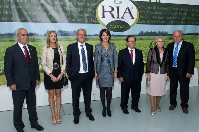 Conservas Angel Ría invierte 1 millón de euros en mejorar su capacidad logística