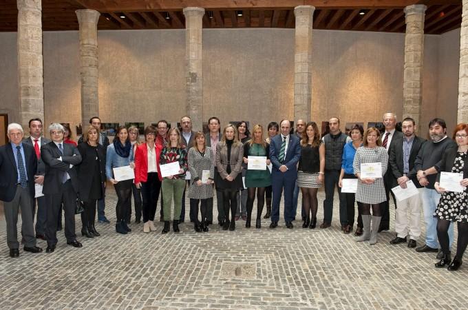 Navarra premia la responsabilidad social de 65 empresas