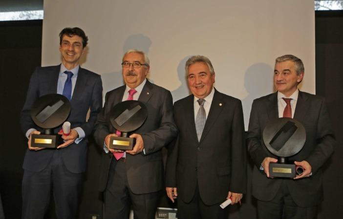 Premios Cámara Navarra 2015 (Autor: J.A. Goñi - Diario de Navarra)
