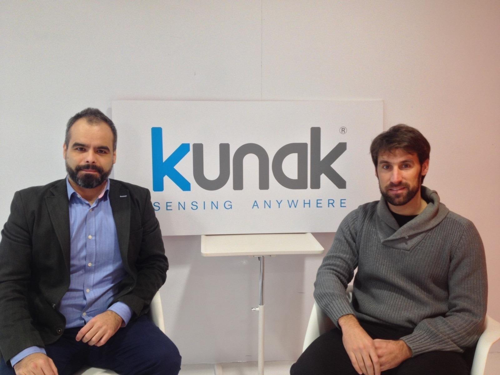 Miguel Escribano y Javier Fernández de Kunak
