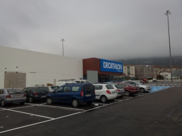 Decathlon Berriozar