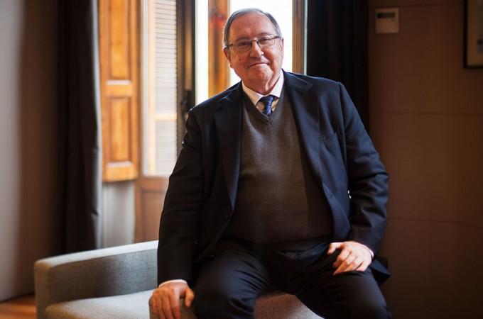 """José Luis Bonet: """"Nunca he contemplado la independencia de Cataluña y el tiempo me está dando la razón"""""""