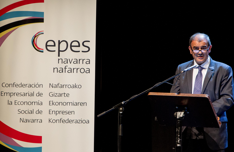 Juan Antonio Pedreño CEPES