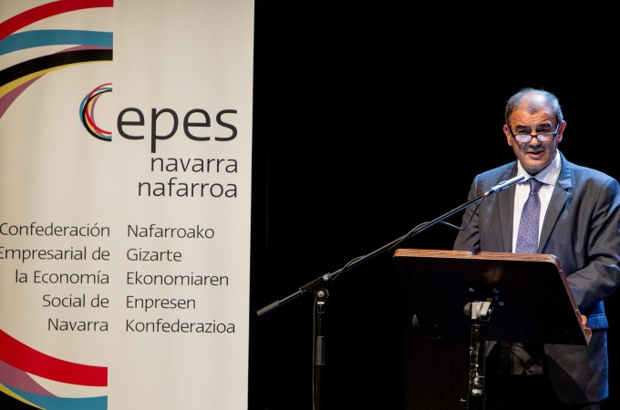 El máximo representante de CEPES, elegido presidente de la Economía Social europea