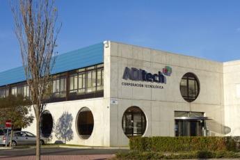 Sede de ADItech en el campus de la Universidad Pública de Navarra (UPNA).