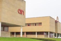 Imagen de la sede de AIN donde se celebra la formación impulsada junto al Servicio Navarro de Empleo.