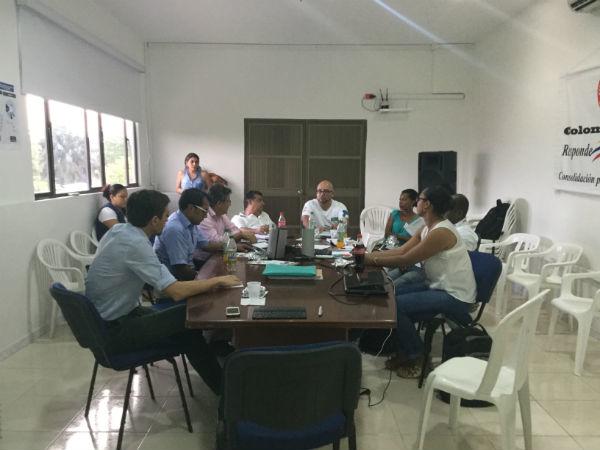 Fundación Moderna en Colombia