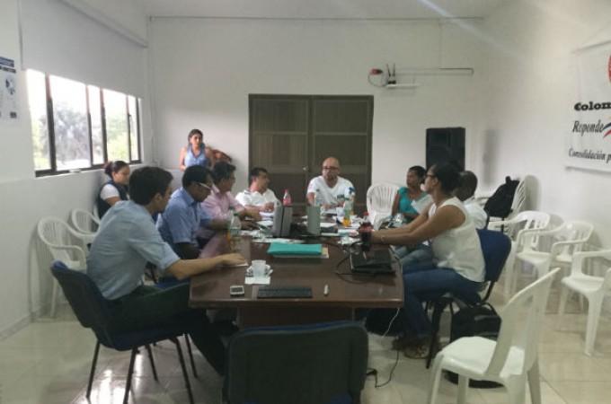 Una delegación de Navarra impulsa el desarrollo territorial en Colombia