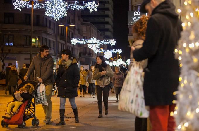 La campaña de rebajas generará en Navarra casi 2.500 contratos