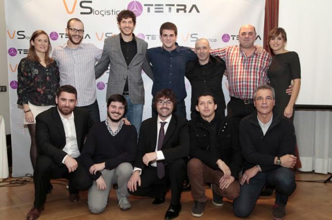 La firma VS Logística-Tetra cumple 10 años en pleno proceso de internacionalización de su negocio