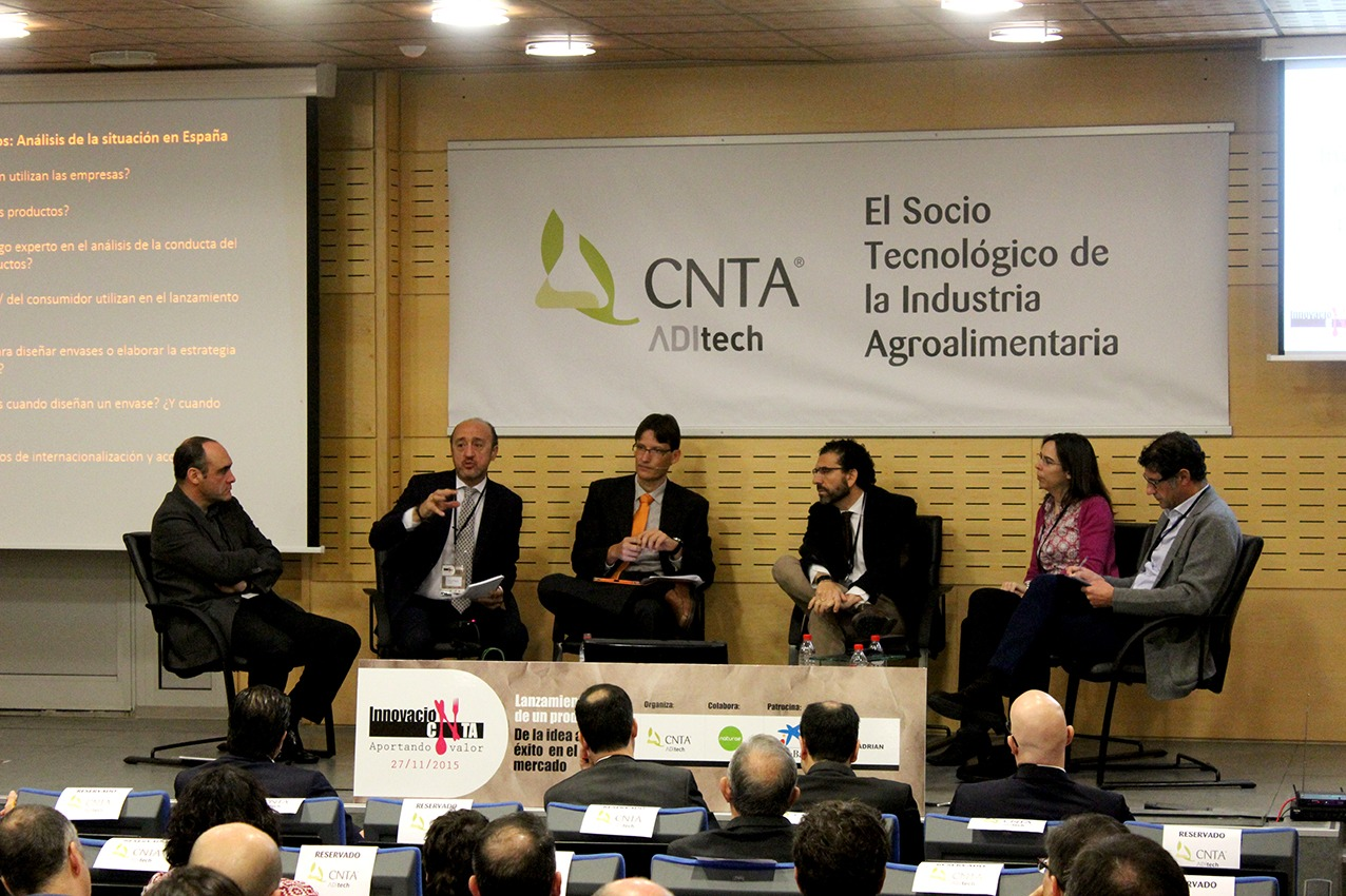 Jornada CNTA Lanzamiento de un producto