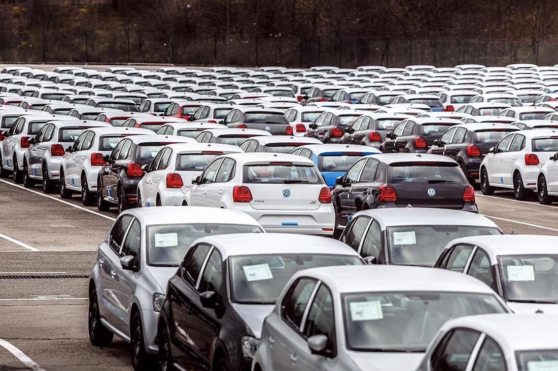 Los vehículos de motor son la partida más importante de las exportaciones, que registra un ascenso en el volumen de ventas del 20,2%.