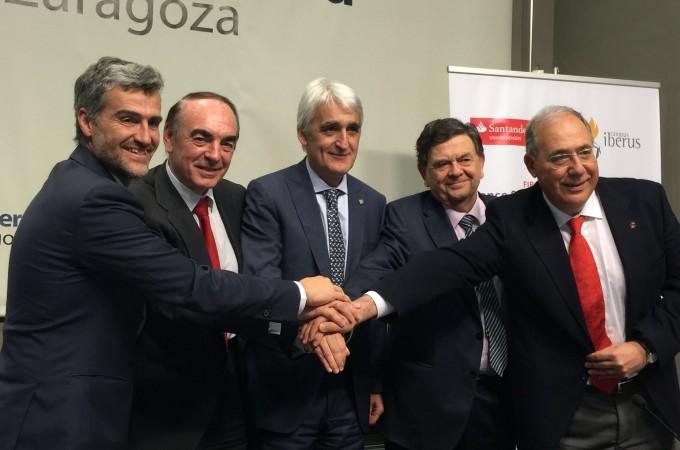 Campus Iberus avanzará en tecnologías de la salud con la ayuda del Santander