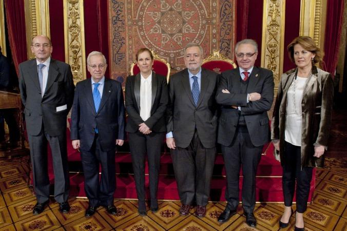 Convenio Económico - Presidentes de Navarra