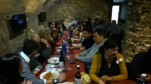 Fool's Dinner. Año 2015