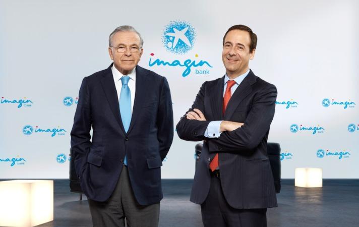 Imagen de Isidro Fainé y Gonzalo Gortazár